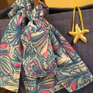 Lilly Pulitzer for Target Bags - NWT Lily Pulitzer for Target Straw Tote